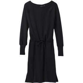 Prana Sunrise Dress Women, noir